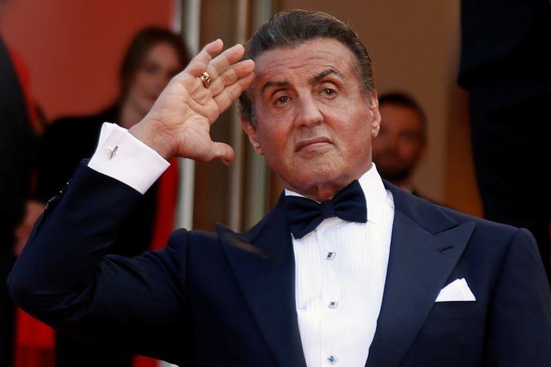 Salen a subasta recuerdos de películas de Sylvester Stallone | Cine