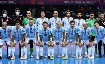 Mundial de Futsal: la Selección Argentina goleó a Estados Unidos | Futsal