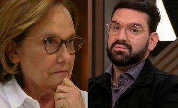 "Damián Betular reconoció las internas con Dolli Irigoyen: ""Discutimos"" | Televisión"