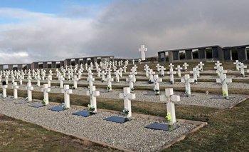 Identificaron a otros cuatro combatientes caídos en la Guerra de Malvinas | Islas malvinas