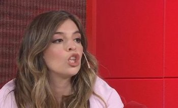 "Dalma Maradona, sacada en las redes sociales: ""Cagón de mierda""   Farándula"