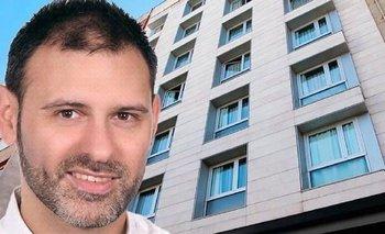 Encontraron muerto al argentino acusado de matar a su hijo en un hotel de Barcelona | España