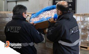 La Aduana impidió la exportación de cortes de carne no permitidos   Carne