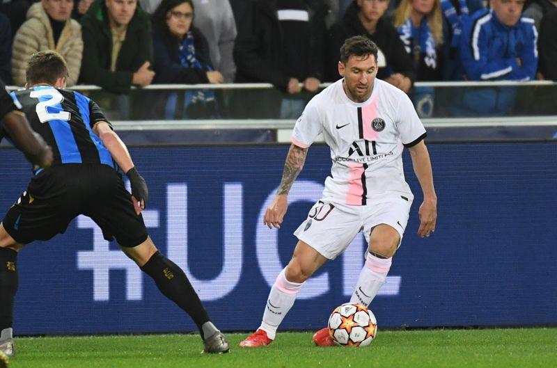 Messi va desde el arranque contra el City de Guardiola | Fútbol