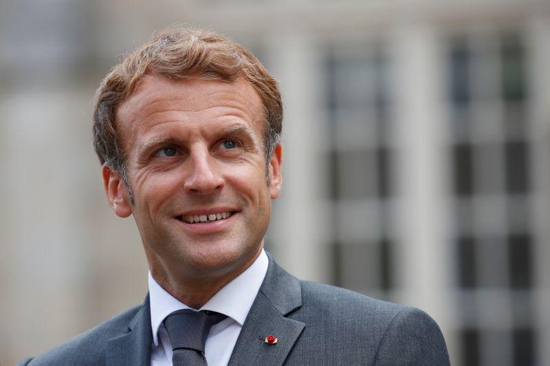 Macron dice que Francia mató al líder del Estado Islámico | Terrorismo