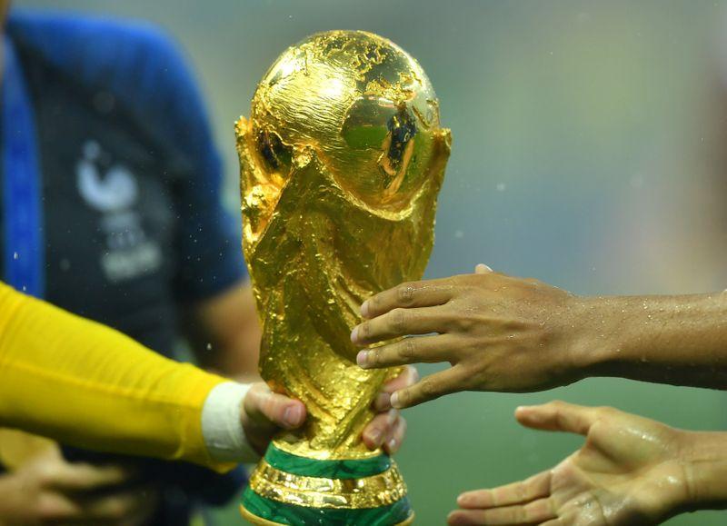 FIFA dice que hay apoyo a la idea del Mundial cada dos años   Fútbol