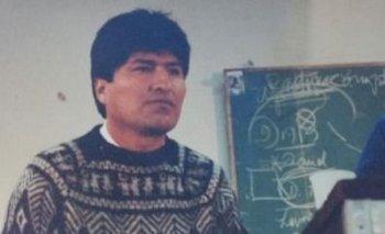 Evo Morales en Puan: el desconocido relato que se viralizó en las redes | Evo morales