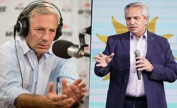 La delirante propuesta de Longobardi al Gobierno de Alberto Fernández   Televisión