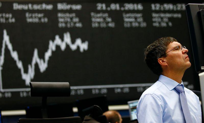 Las bolsas europeas caen al resurgir la preocupación por Evergrande | Mercados