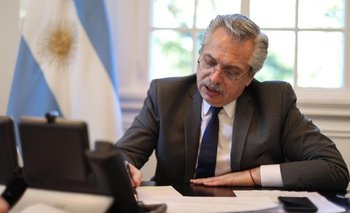 Alberto se prepara para hablar ante la ONU con duras críticas al FMI | Deuda con el fmi
