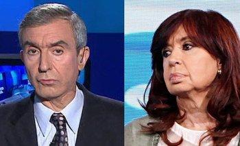 Papelón de Nelson Castro: volvió a diagnosticar a Cristina con el síndrome de hubris | Televisión