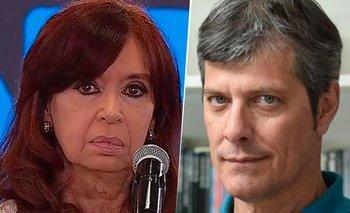 "La repudiable burla de Pergolini tras la carta de Cristina: ""Qué molestos"" | Instagram"