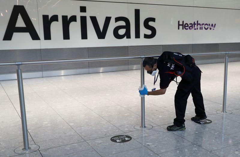 Reino Unido estudia flexibilizar los protocolos para los turistas | Coronavirus