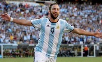 Gonzalo Higuaín se sinceró sobre su regreso a la Selección | Fútbol
