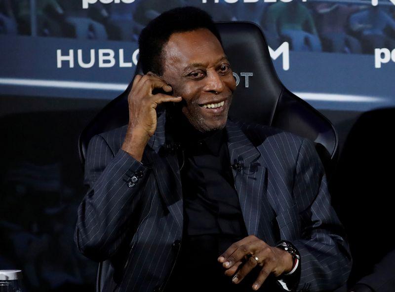 Pelé continúa su recuperación tras la operación por un tumor   Fútbol
