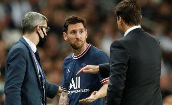 ¿Por qué Messi no juega casi nunca en PSG? | Lionel messi