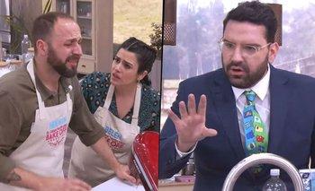 Participante de Bake Off se descompensó y hay preocupación en Telefe | Televisión