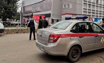 Atentado en Rusia: matan a seis personas y hay decenas de heridos | Rusia