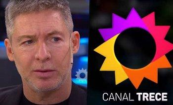 Preocupación de Adrián Suar por un programa de El Trece | Televisión