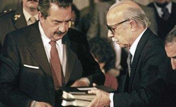 Se cumplen 37 años de la entrega del Nunca Más a Raúl Alfonsín | Derechos humanos