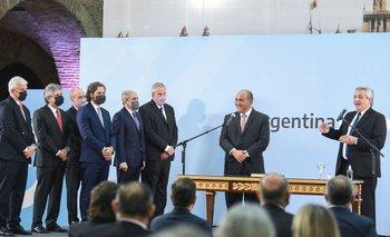 Juraron los nuevos ministros del Gabinete de Alberto Fernández | Casa rosada