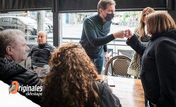 Tras una Vidal deslucida, Santilli se prepara para el debate | Elecciones 2021