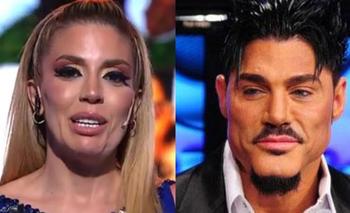 Virginia Gallardo se quebró al disculparse con los hijos de Fort   Televisión