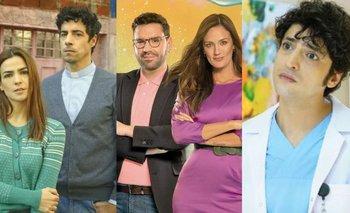 ¿Cuál tuvo más rating: La 1-5/18, Bake Off o Doctor Milagro?   Televisión