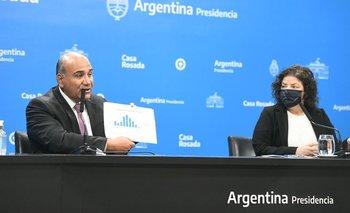 """Vizzotti: """"No será obligatorio el uso de tapabocas al aire libre""""   Coronavirus en argentina"""