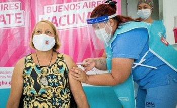 Vacunación PBA: segunda dosis libre para los mayores de 50 años   Vacuna del coronavirus