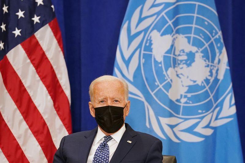 "Biden promete en la ONU una era de ""diplomacia implacable""    Onu"