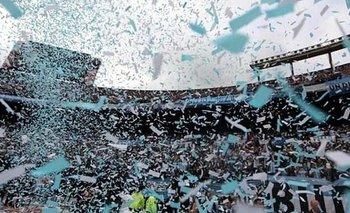 Vuelve el público a las canchas del fútbol argentino   Fútbol argentino