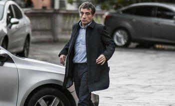 Apareció Pepín Simón para intentar evitar la expulsión del Parlasur | Fabián rodríguez simón 'pepín'