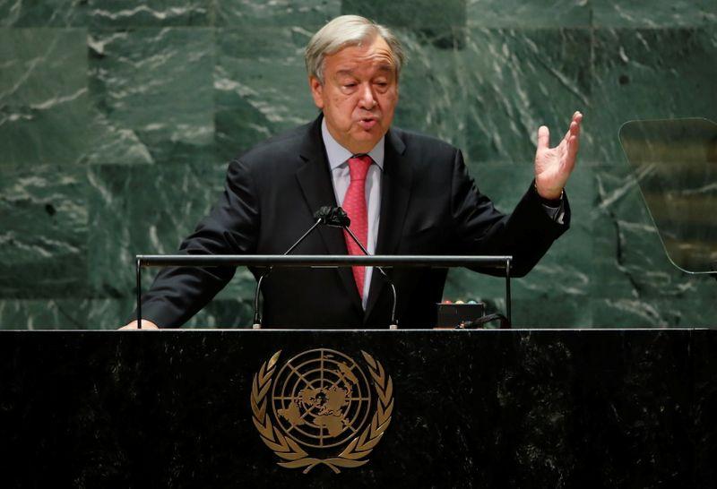 """ONU: el mundo está  """"reprobado en ética"""" por la mala distribución de vacunas    Coronavirus"""
