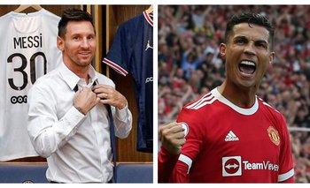El jugador que compite con Messi y Ronaldo por ser el mejor pago | Fútbol