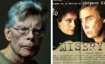Stephen King cumple 74 años: El día que Misery llegó al teatro argentino | Teatro