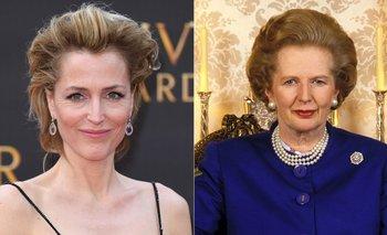 The Crown: La burrada que le preguntó una periodista a Gillian Anderson | Series