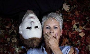 Jamie Lee Curtis se dispone a matar de una vez a Michael Myers en Halloween Kills   Cine
