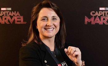 Victoria Alonso, la nueva presidenta argentina de Marvel Studios   Televisión