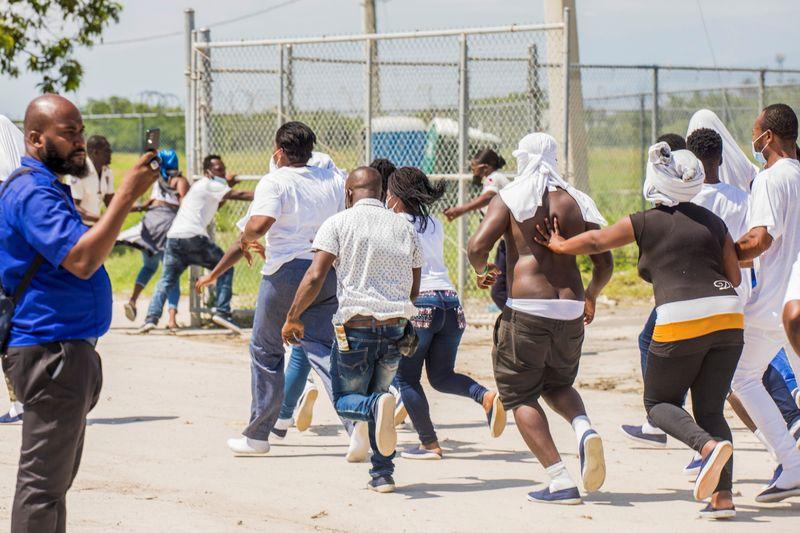 EEUU y México expulsan en conjunto a migrantes y hay críticas | Inmigración