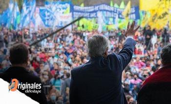 El pragmatismo y la campaña conspiraron contra el acto del 17 de octubre   Día de la lealtad
