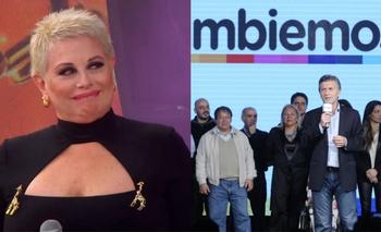 Sorpresa: Carmen Barbieri reveló que fue novia de un ex Cambiemos | Televisión