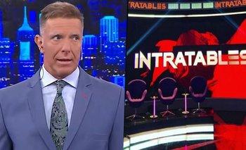 Preocupación de Fantino por los nuevos despidos en Intratables | Televisión