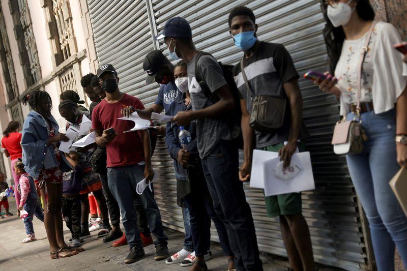 México reporta alza en tráfico de personas en medio del caos migratorio   Inmigración