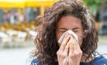 Alergia estacional: cómo diferenciarla de los síntomas de COVID-19 | Consejos de salud