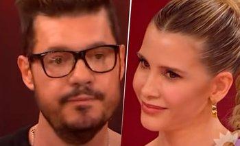 "Tinelli discutió con Guillermina Valdes en vivo: ""Por favor te lo pido"" | Televisión"