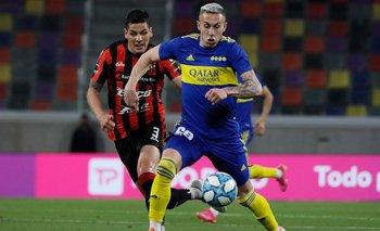 Por penales, Boca venció a Patronato y está en semifinales de Copa Argentina | Copa argentina