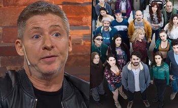 El silencio de Adrián Suar preocupa a todo el elenco de La 1-5/18   Televisión