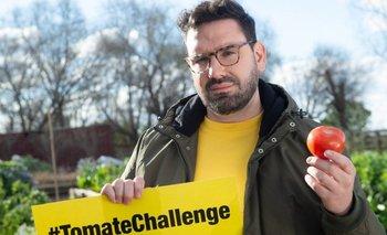 Damián Betular y el fuerte cruce con un empresario por los tomates   Televisión
