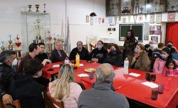 Obras en clubes de barrio con fondos municipales en Lanús | Municipios